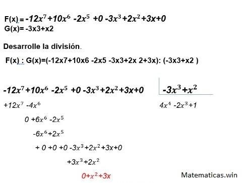 division entera polinomios 1